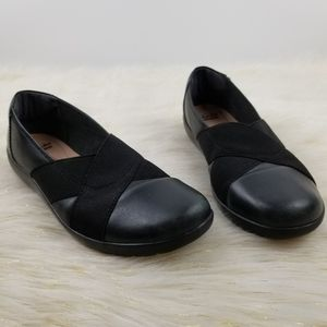 Clarks Collection size 9.5 flats comfort shoes